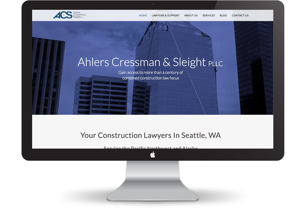 ACS Lawyers Website