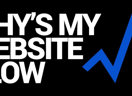 Why websites are slow