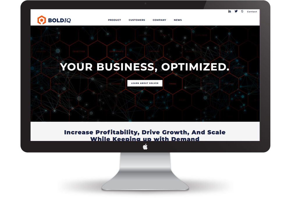 BoldIQ Wordpress Development